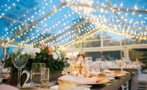 White-and-white-wedding-styling-transparent-marquee-2